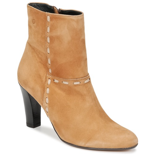 Bottines Femme London Betty Marron Hadia 3qR54LAj