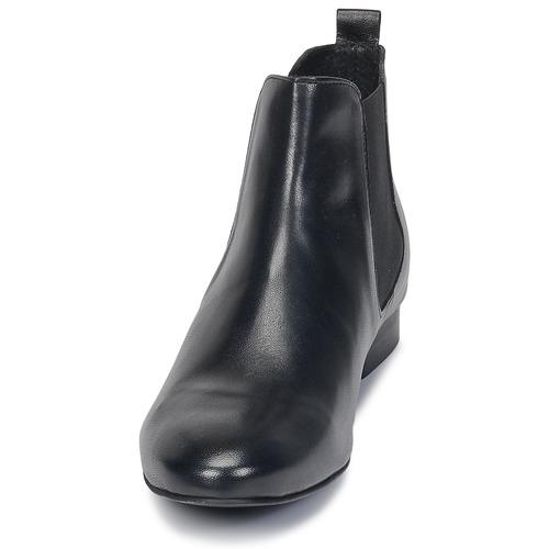 HYBA Betty London boots femme noir