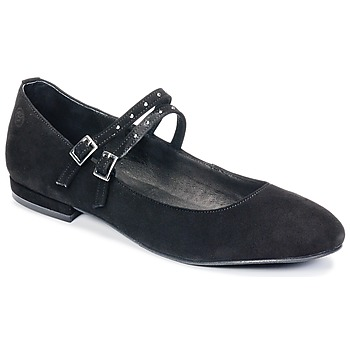 Chaussures Femme Ballerines / babies Betty London HYBO Noir