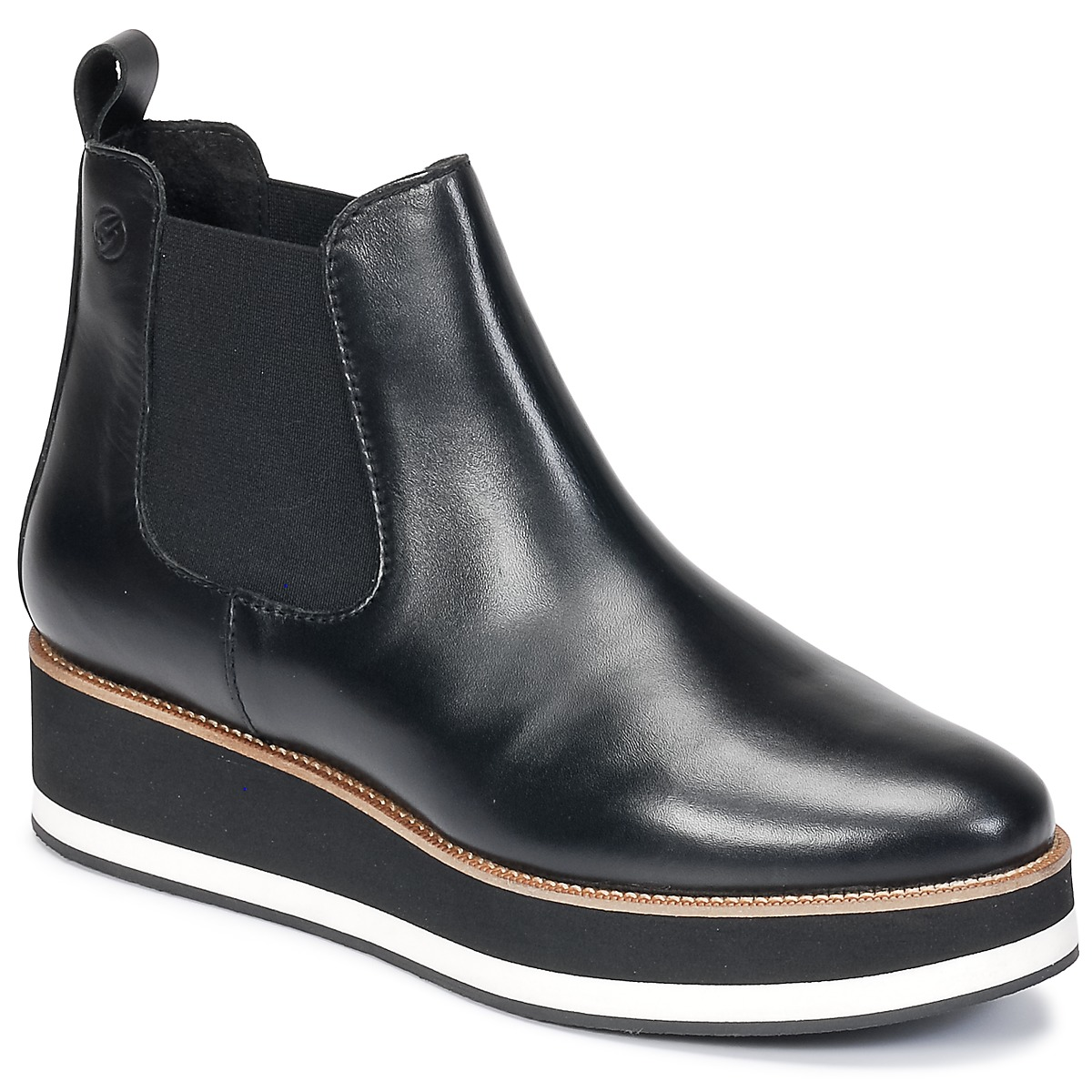 6c95f0daac9c1 Bottine femme - Soldes sur un grand choix de Bottines   Boots ...