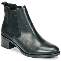 Chaussures Femme Boots Betty London HASNI Noir