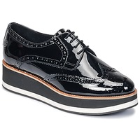 Chaussures Femme Derbies Betty London HENRIETTE Noir