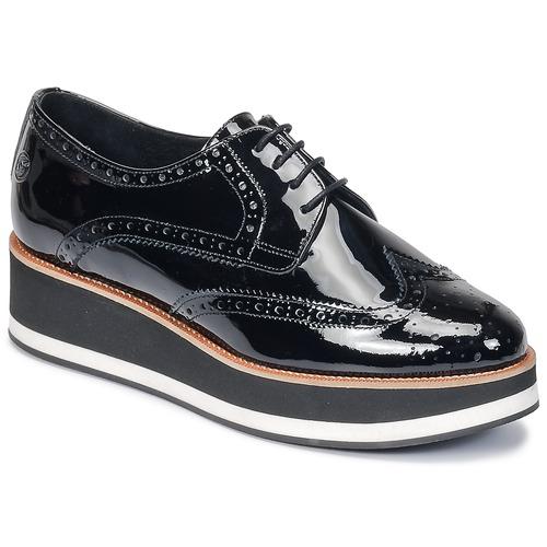 Chaussures Femme Derbies Betty London HENRIETTE Noir