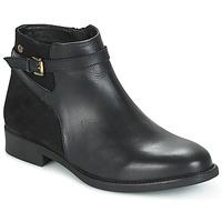 Chaussures Femme Boots Hush puppies CRISTY Noir