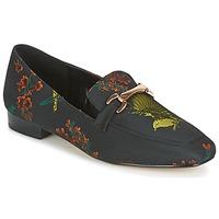 Chaussures Femme Mocassins Dune London LOLLA Noir