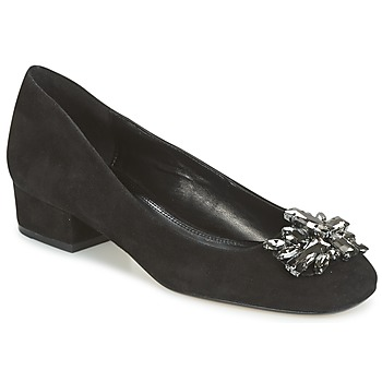 Chaussures Femme Ballerines / babies Dune London BAYA Black