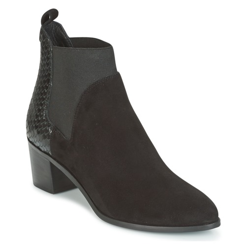 Chaussures Femme Bottines Dune London OPRENTICE Black