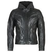Vêtements Homme Vestes en cuir / synthétiques Redskins MORISSON Noir