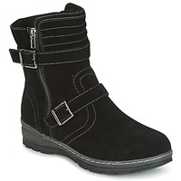 Chaussures Femme Boots Wildflower MYRNA Noir