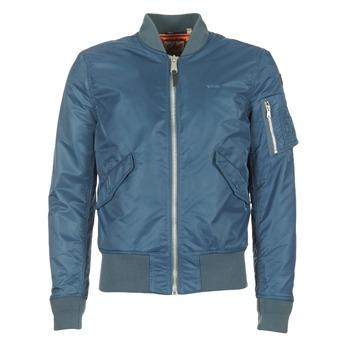 Vêtements Homme Blousons Schott BOMBER BY SCHOTT Bleu