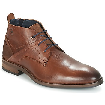 Chaussures Homme Boots Casual Attitude HOKIS Marron