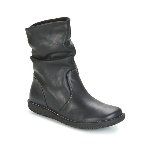 Chaussures Femme Boots Casual Attitude FILLY Noir