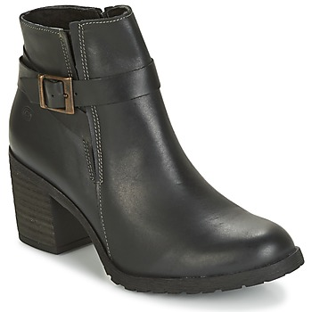 Chaussures Femme Bottines Casual Attitude HERMINETTE Noir