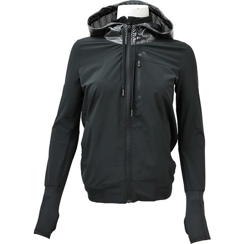 Vêtements Femme Blousons adidas Originals Spo Wv Jacket M67098 Black