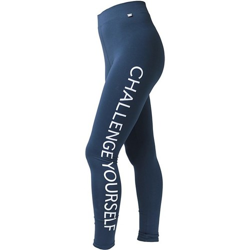 Vêtements Femme Leggings 4F Womens Leggins H4L17-LEG001NAVY Blue