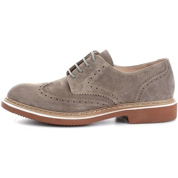 Chaussures Homme Derbies Kebo 6561 Chaussures de ville Homme Taupe Taupe