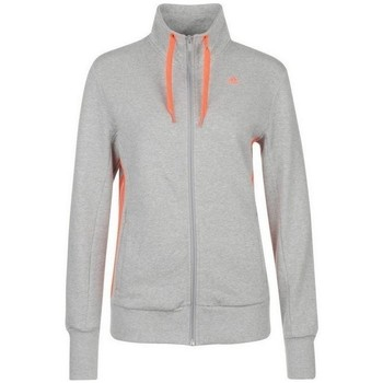 Vêtements Femme Sweats adidas Originals Zip Seess Bru TT Gris