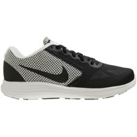 Chaussures Homme Baskets basses Nike Revolution 3 Blanc-Noir