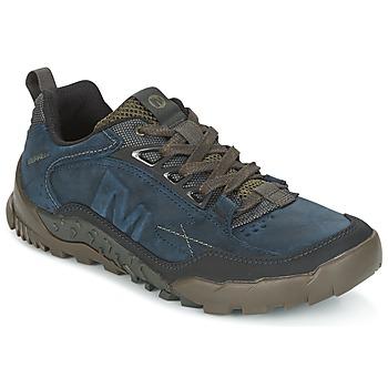 Chaussures Homme Randonnée Merrell ANNEX TRAK LOW Bleu