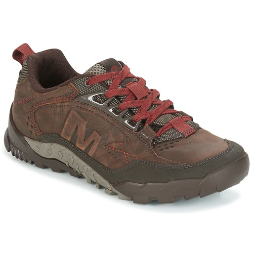 Chaussures Homme Baskets basses Merrell ANNEX TRAK LOW Marron