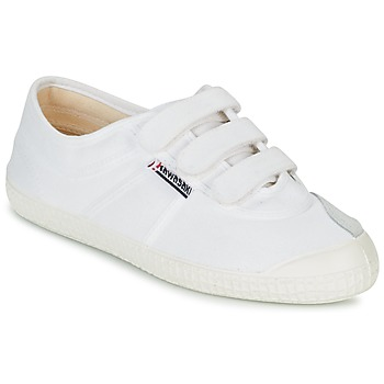 Chaussures Baskets basses Kawasaki BASIC VELCRO Blanc
