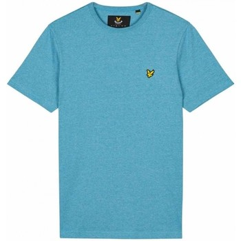 Vêtements Homme T-shirts manches courtes Lyle & Scott T-Shirt  3 Colour Mouline vert