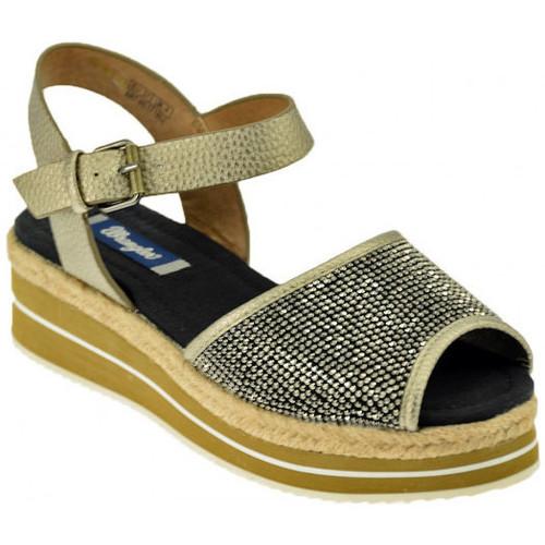 Chaussures Femme Baskets montantes Wrangler PALM DIAMOND Talon compensé