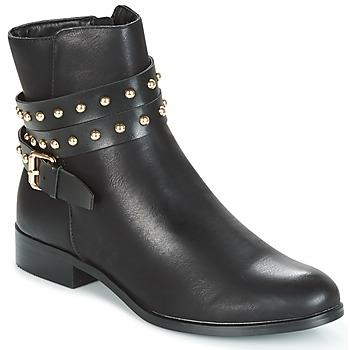 Chaussures Femme Boots Buffalo NIPATE Noir
