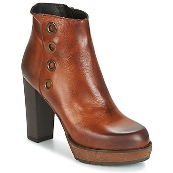 Chaussures Femme Bottines Sweet Lemon SEDRIA Marron