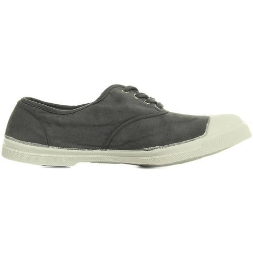 Chaussures Femme Baskets mode Bensimon Tennis Lacets Gris gris