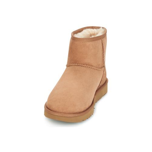 Femme Mini Ii Classic Boots Ugg Camel eCxodQBrW