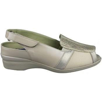Chaussures Femme Sandales et Nu-pieds Dtorres ROCIO E1 BEIGE