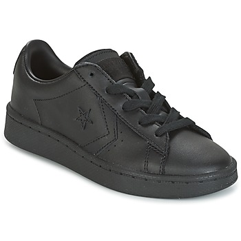 Chaussures Garçon Baskets basses Converse PL 76 OX YOUTH Black