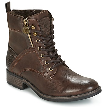 Chaussures Femme Boots Dockers by Gerli LOUZA Café