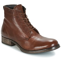 Chaussures Homme Boots Moma CUSNA COPPER Marron