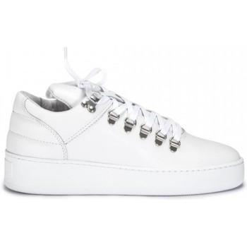 Chaussures Femme Baskets basses Filling Pieces Mountain Cut Ghost blanc - sneakers femme blanc