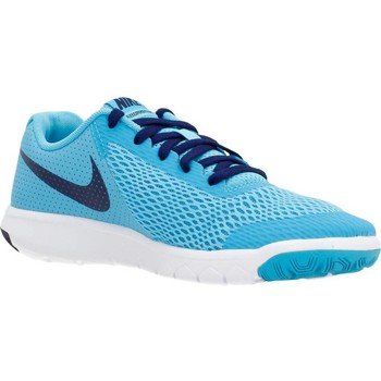 Chaussures Enfant Baskets basses Nike FLEX EXPERIENCE 5 Blue