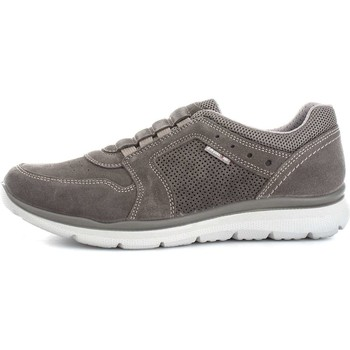 Chaussures Homme Baskets basses Enval 7910200 Basket Homme Dark Grey Dark Grey