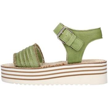 Chaussures Femme Sandales et Nu-pieds Zoe Cu50/07 Sandale Femme Vert Vert
