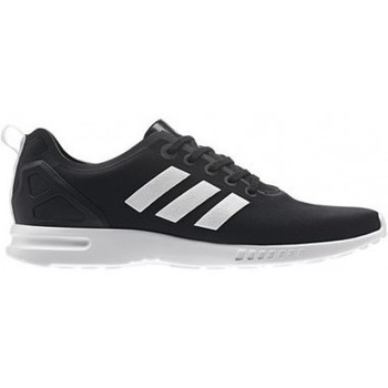 Chaussures Femme Baskets basses adidas Originals Basket  ZX FLUX SMOOTH NOIR