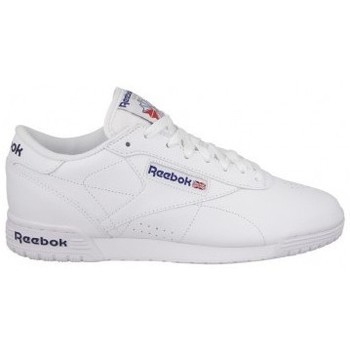 Chaussures Homme Baskets basses Reebok Sport Basket  EXOFIT LO CLEAN LOG BLANC