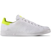 Chaussures Femme Baskets basses adidas Originals Stan Smith PK Blanc