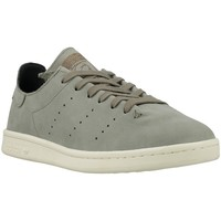 Chaussures Homme Baskets basses adidas Originals Stan Smith Lea Sock Gris