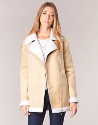Vêtements Femme Manteaux Betty London HARMI Beige