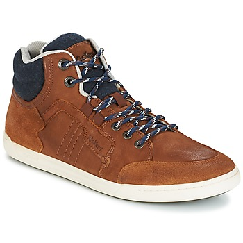 Chaussures Homme Baskets montantes Kickers CRAFFITI Camel