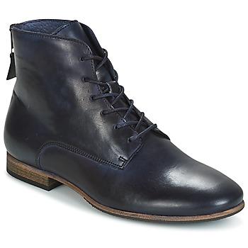 Chaussures Femme Boots Kickers GAMEGIRL Marine