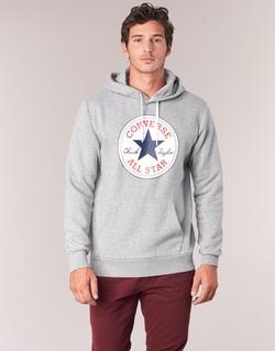 Vêtements Homme Sweats Converse CORE GRAPHIC PULLOVER HOODIE Gris