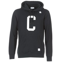 Vêtements Homme Sweats Converse CONVERSE ESSENTIALS COLLEGIATE STAR PULLOVER HOODIE Noir