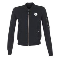 Vêtements Femme Vestes / Blazers Converse CORE MA-1 BOMBER Noir
