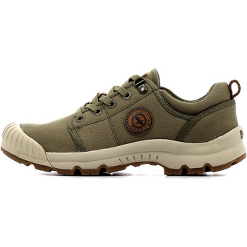 Chaussures Femme Baskets montantes Aigle Tenere 3 Light Low W CVS kaki